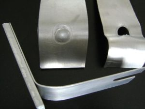 welding thin aluminum