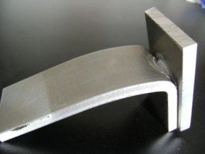 fatigue resistant aluminum weld