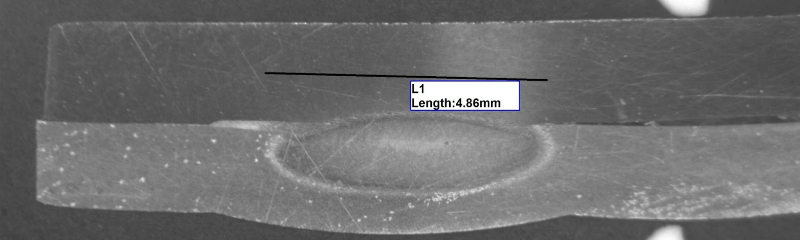 Unprecedented Welding Close to Sheet Edges of Aluminum Alloys